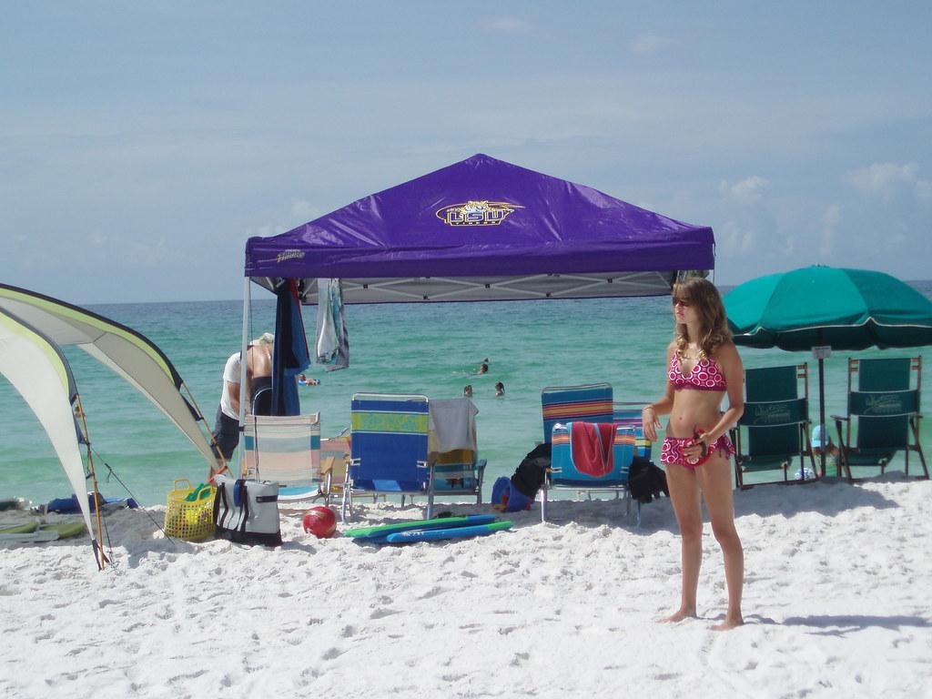 Destin, Florida, Holiday Beach Resort