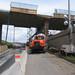 Réfection du Pont Lejeune, 2008