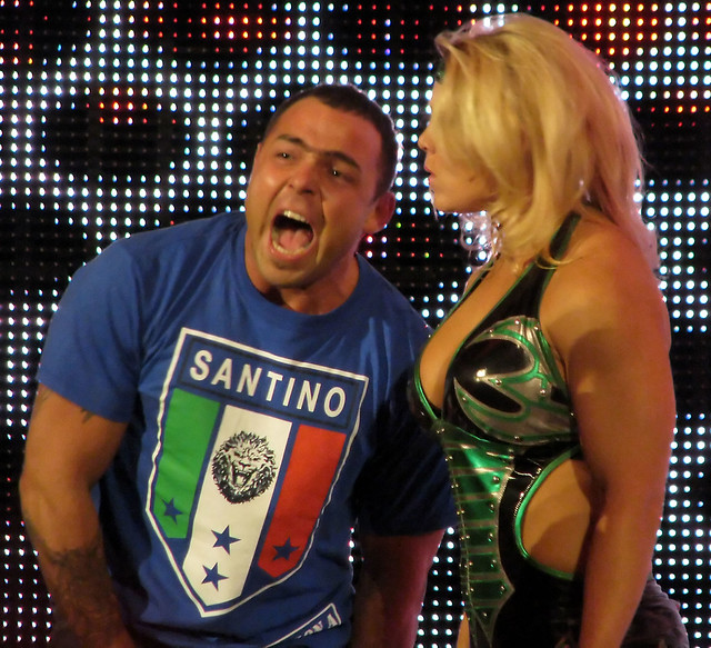 Beth phoenix and santino dating
