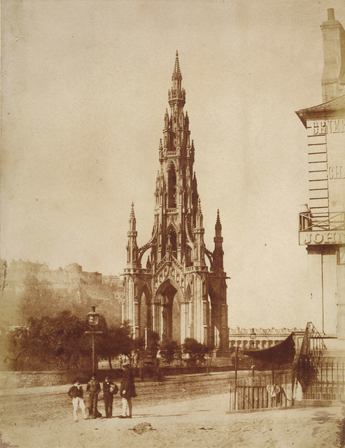 The Scott Monument | Flickr - Photo Sharing!