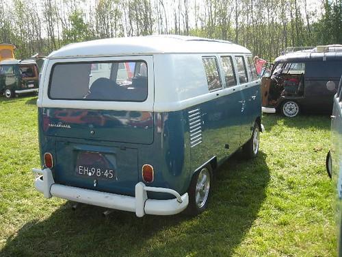 EH-98-45 Volkswagen Transporter kombi 1965