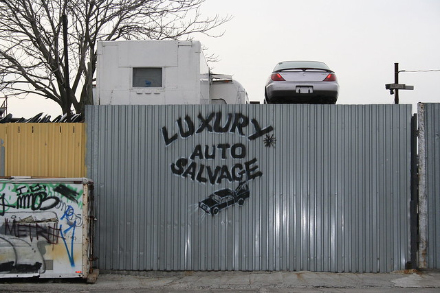 Auto salvage new glasgow