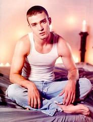 Justin Timberlake Barefoot on Justin Timberlake 01