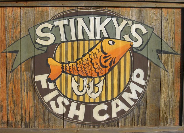 stinky 39 s fish camp flickr photo sharing