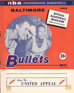Baltimore Bullets, 1963-1964