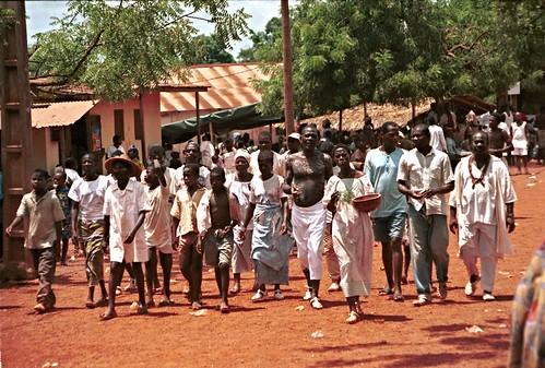 africa west côte du april 1995 fête divoire gomon dipri
