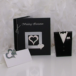 valentine, wedding heart cards: video tutorial