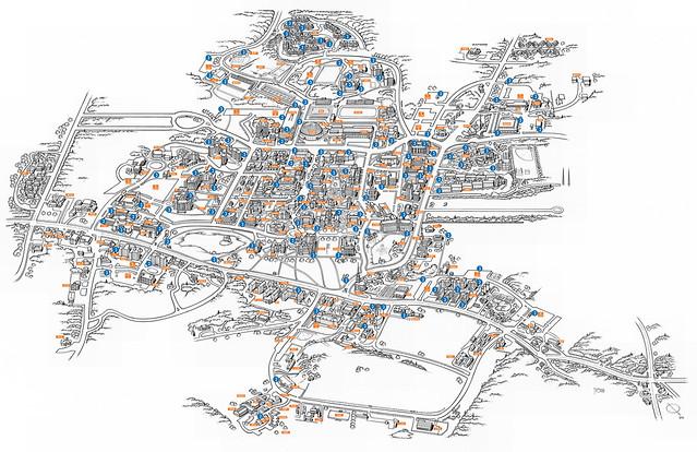 Similiar UConn Storrs Campus Map Keywords