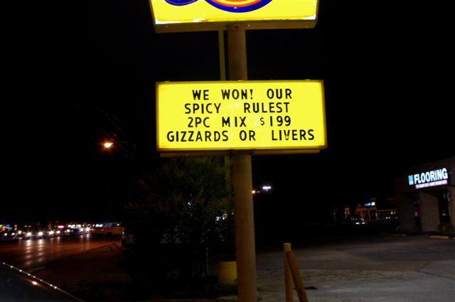Houston Fast Foods Ess Haz