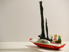 Sailboat - Stern