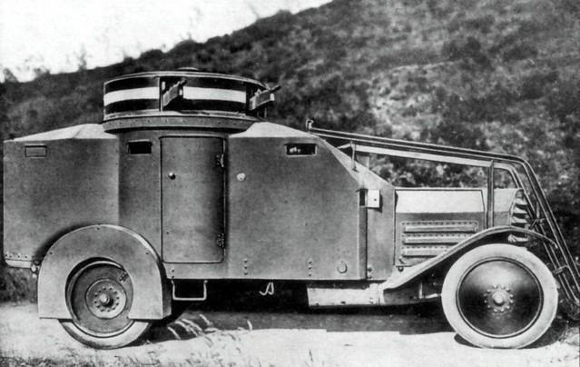 1915 Lancia IZ 3d series