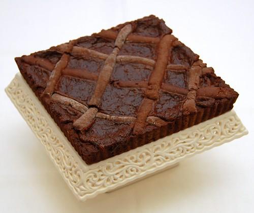 crostata al cioccolato (E. Knam)