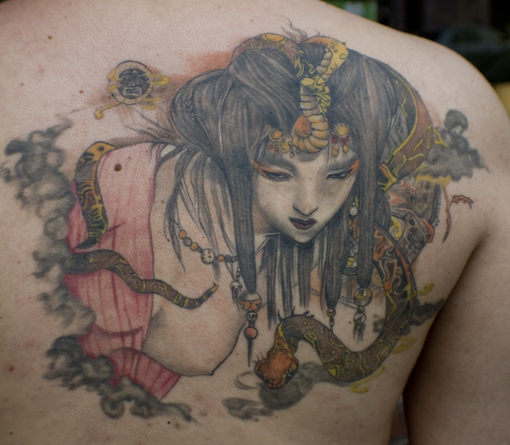 45 Japanese Tattoos With A Culture Of Their Own: 16 Beautiful Yakuza Tattoos And Their Symbolic Meaning