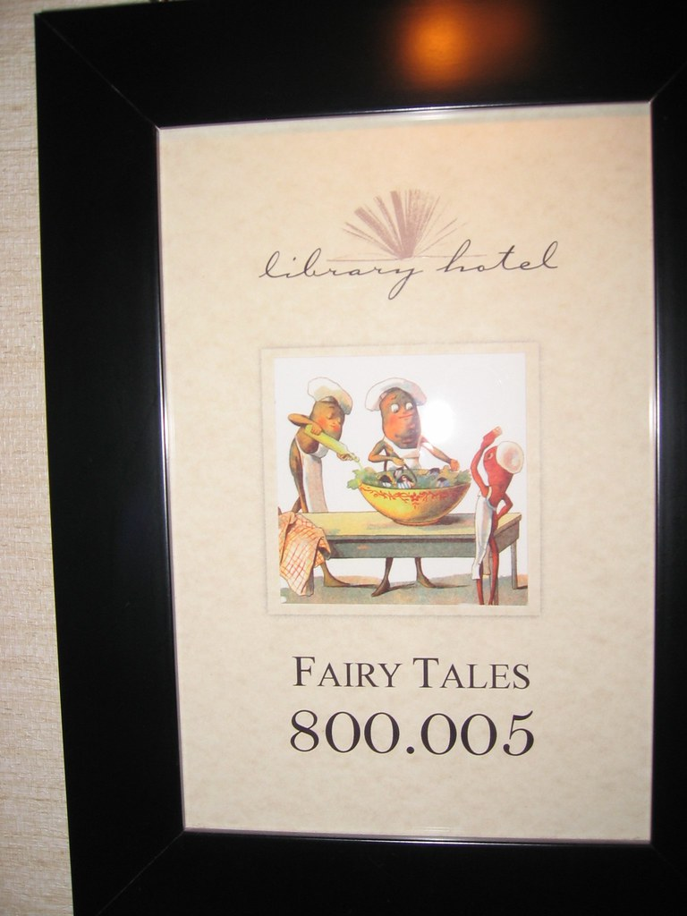Library Hotel: Fairy Tales 800.005
