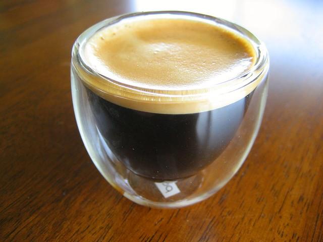 Espresso Shot 1