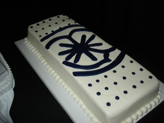 Karate Kid Cake Topper