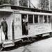 St. Louis, Missouri Mail Streetcar