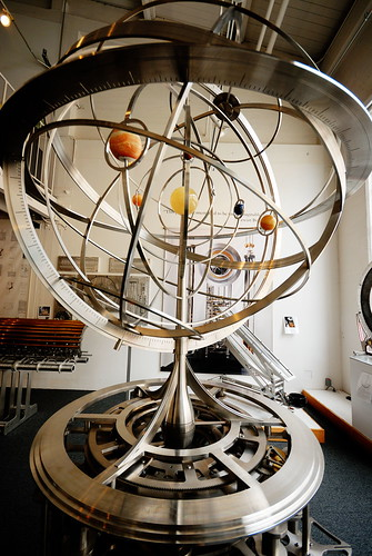 solar system orrery - photo #14