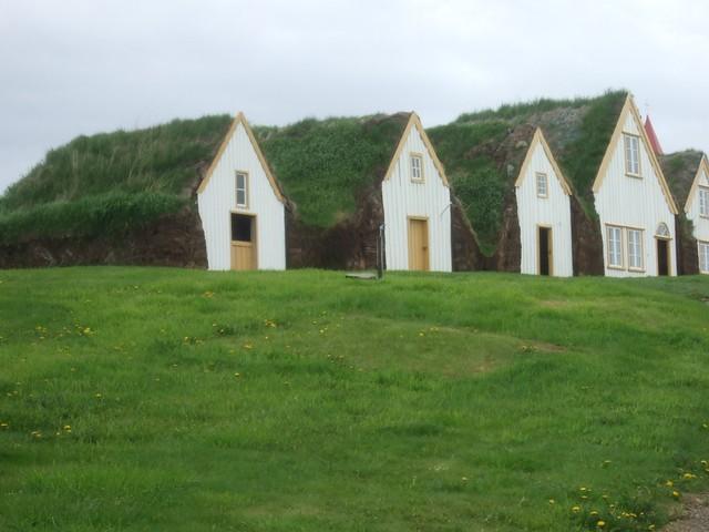 """""""Πράσινα"""" σπίτια ."""