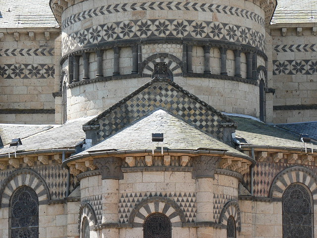 France romanesque architecture architecture romane en for Architecture romane