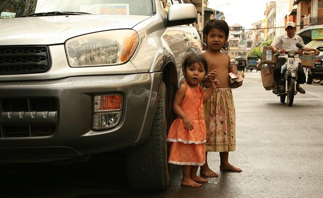 Poipet City in Cambogia - YouTube