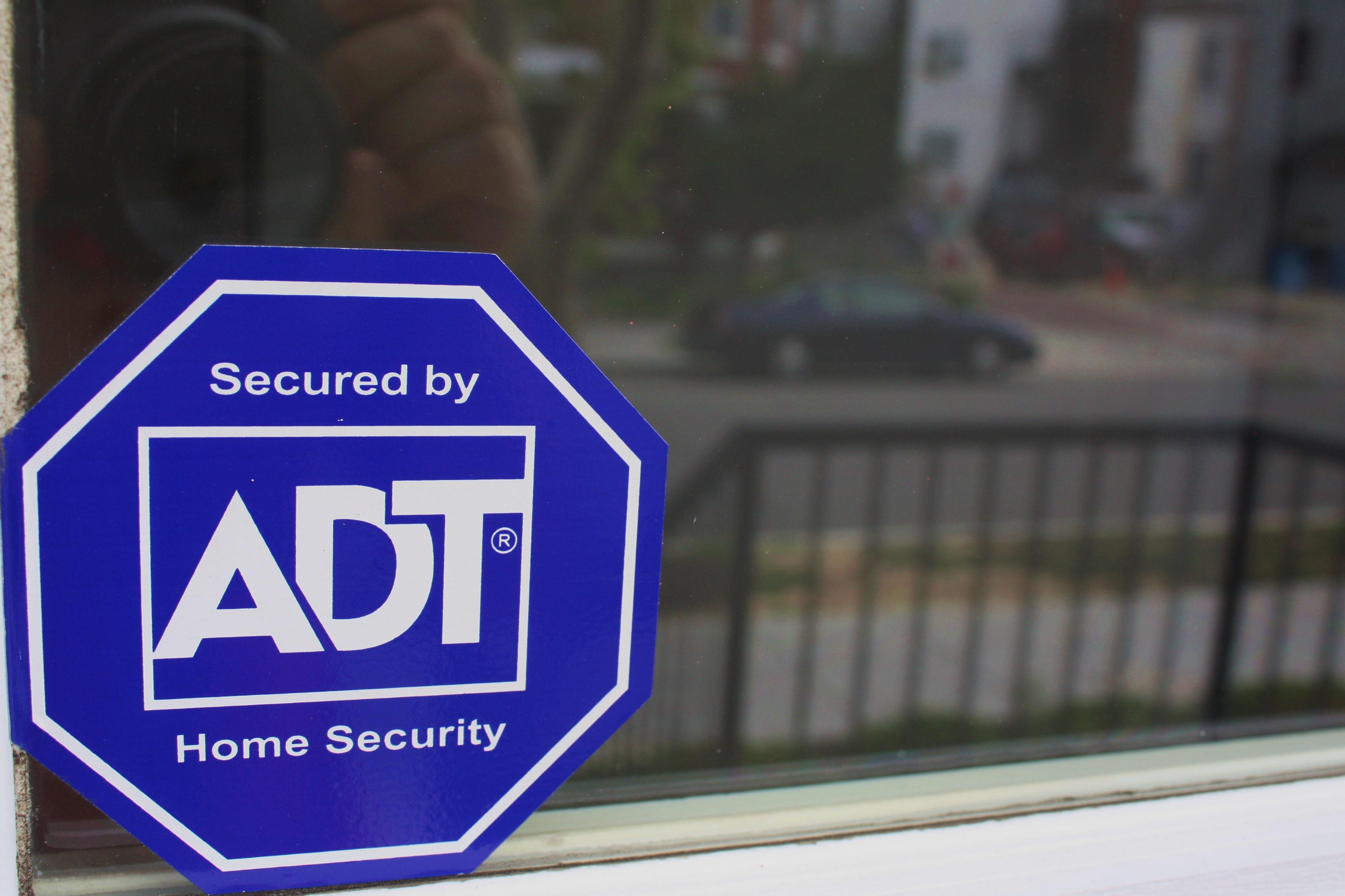 Adt Security Sticker Flickr Photo Sharing