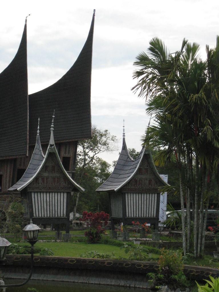 padang panjang as tourism object destination