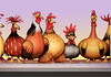 CHICKEN LINE UP CHICKEN LINE UP