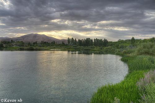 cloud mountain lake grass canon landscape iran hill sigma iranian 1770 kurdistan sanandaj kavan kordestan 400d