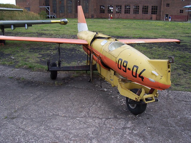 Schleppziel KT-04 mit Startwagen