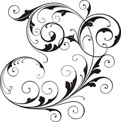 line art, coloring book, illustration, black-and-white,