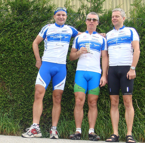 3 Clowns - Gruyere Cycling Tour