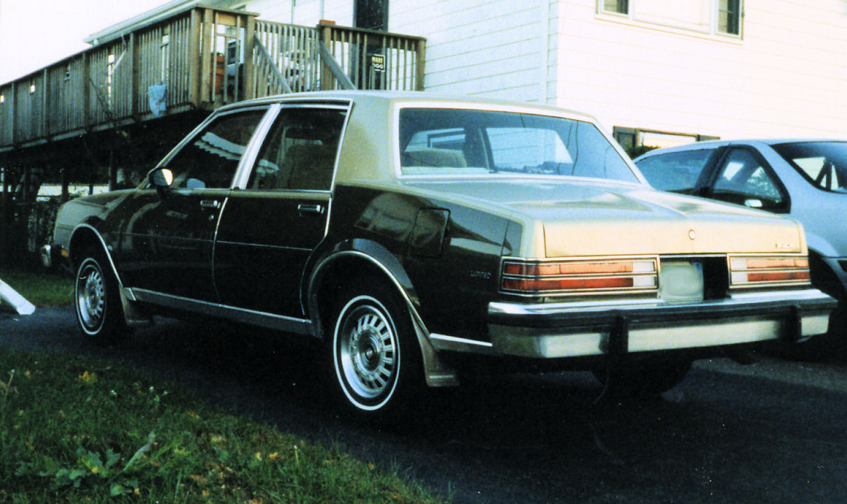 1984 buick skylark flickr photo sharing. Black Bedroom Furniture Sets. Home Design Ideas