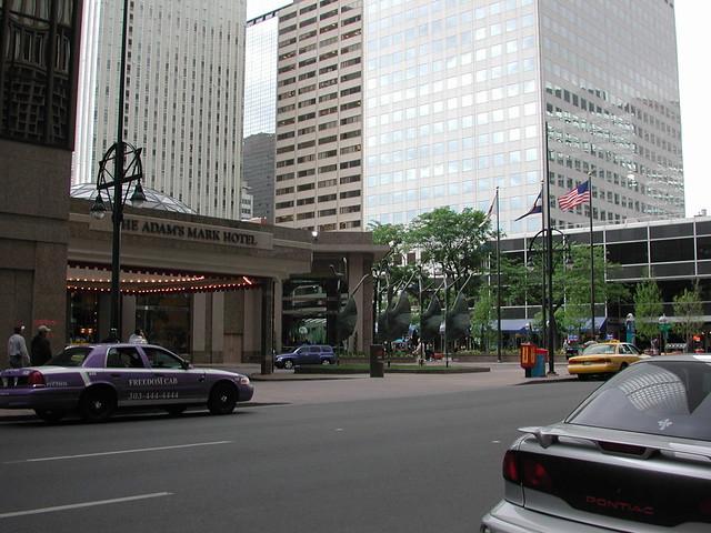 Adams Mark Hotel St Louis