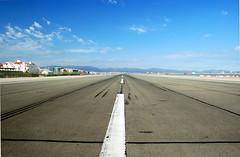 Gib Airport Runway