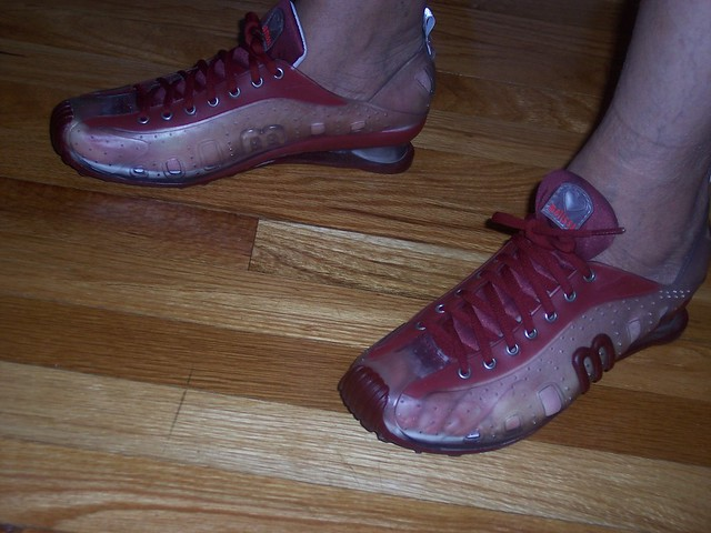 Melissa Clear Tennis Shoes