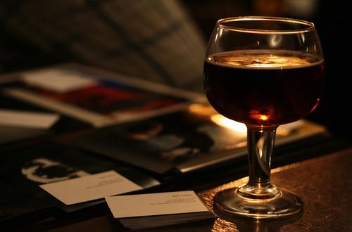 Résumé d'une soirée Flickr