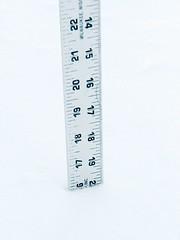 label(0.0), ruler(1.0), tool(1.0), measuring instrument(1.0), line(1.0), font(1.0),