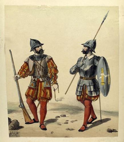 Odisea2008 antiguos uniformes militares espa oles - Nombres clasicos espanoles ...