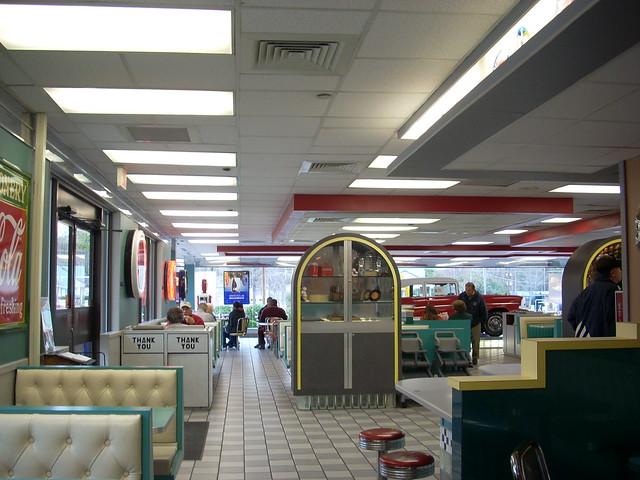 Nostalgic Mcdonald 39 S Interior Flickr Photo Sharing