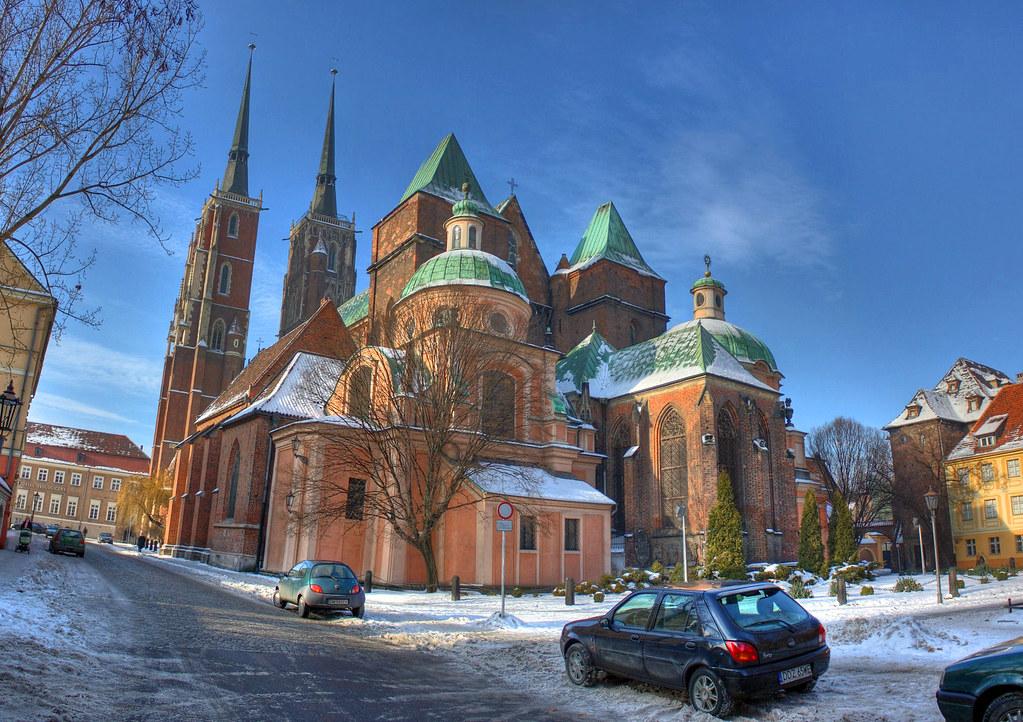 Catedral vista trasera