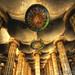 Under Gaudi's Sky by janusz l