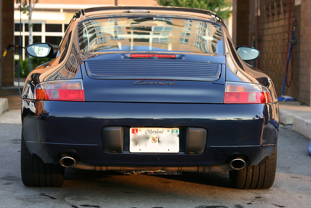 Image of Porsche 911 Carrera (996)