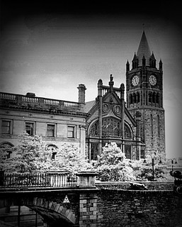 The Walls Of Derry (Northern Ireland)