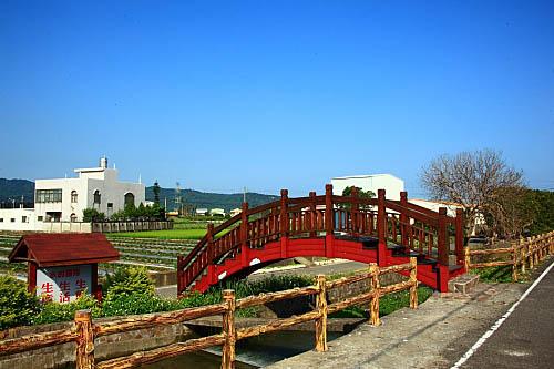 3M28灌溉溝渠-拱橋