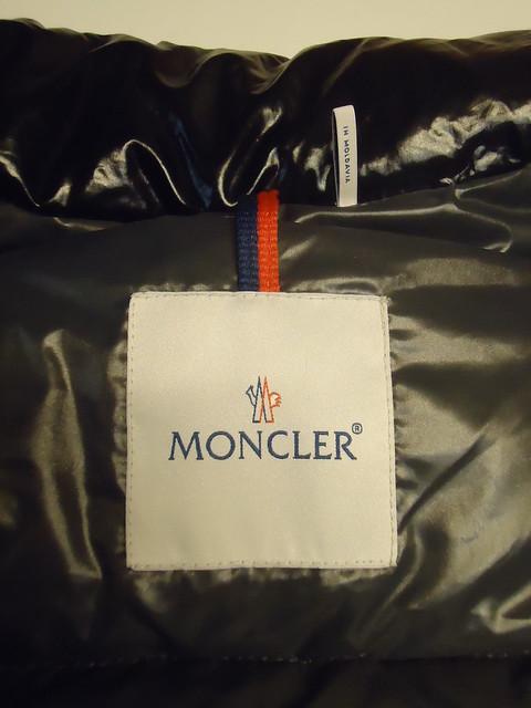 etichetta moncler