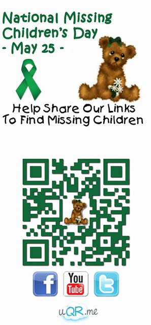 QR-CODE-CODES-National-Missing-Childrens-Day-May-25-Logo-S ...