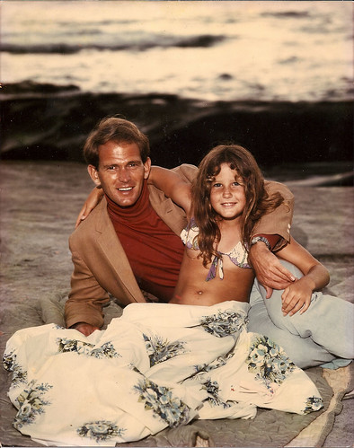 me and my dad 1976 la jolla ca