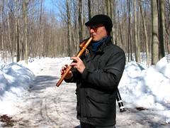 The Flute  Native American Style Flute 2344059549 6e910cbb47 m
