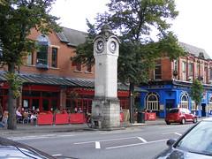 Rhodes Memorial Clock Tower, Didsbury